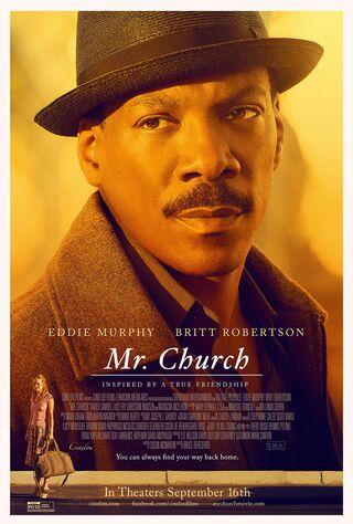 Mr. Church (2016) Main Poster