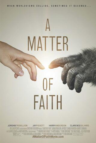 A Matter Of Faith (2016) Main Poster
