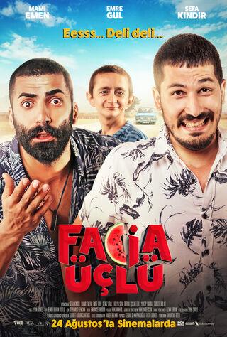 Facia Üçlü (2018) Main Poster