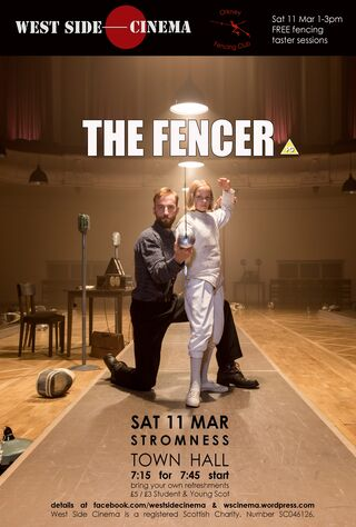 The Fencer (2017) Main Poster