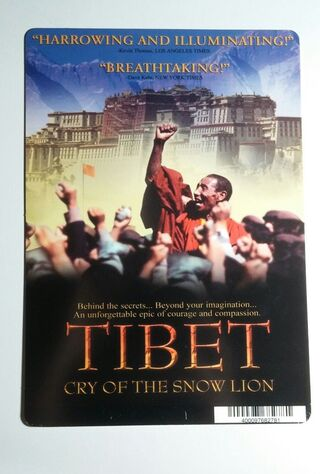 Tibet: Cry Of The Snow Lion (2003) Main Poster