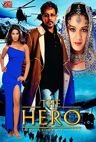The Hero: Love Story Of A Spy (2003) Main Poster