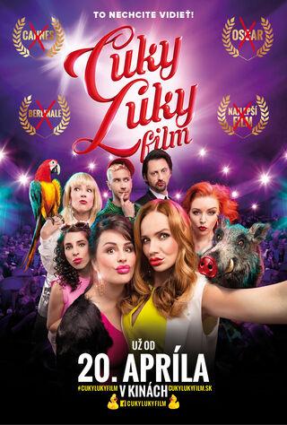 Cuky Luky Film (2017) Main Poster