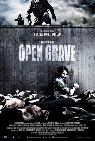 Open Grave (2014) Main Poster