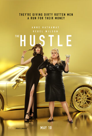 The Hustle (2019) Main Poster