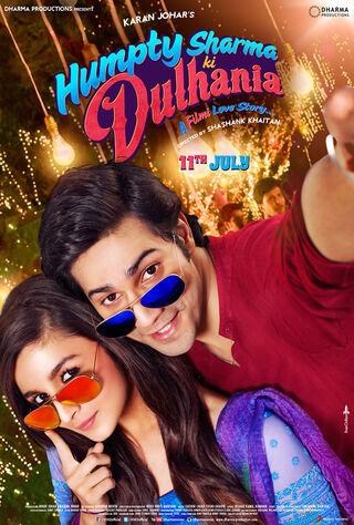 Humpty Sharma Ki Dulhania (2014) Main Poster