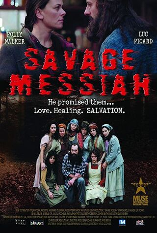 Savage Messiah (2002) Main Poster