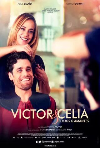Victor & Célia (2019) Main Poster