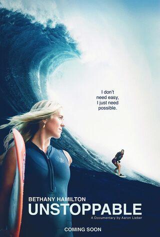 Bethany Hamilton: Unstoppable (2019) Main Poster