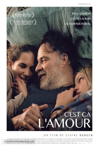 C'est ça L'amour (2019) Main Poster