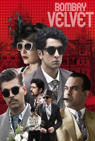 Bombay Velvet (2015) Main Poster