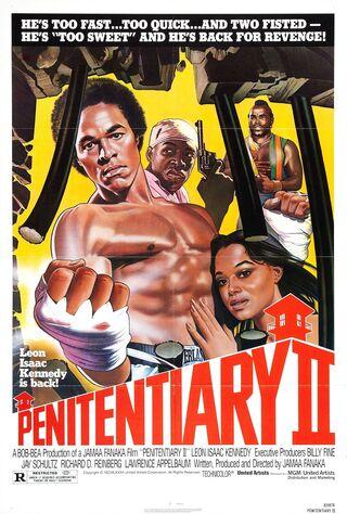 Penitentiary II (1982) Main Poster
