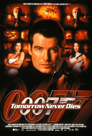 Tomorrow Never Dies (1997) Main Poster