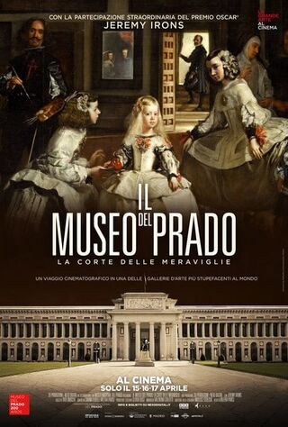 The Prado Museum: A Collection Of Wonders (2019) Main Poster
