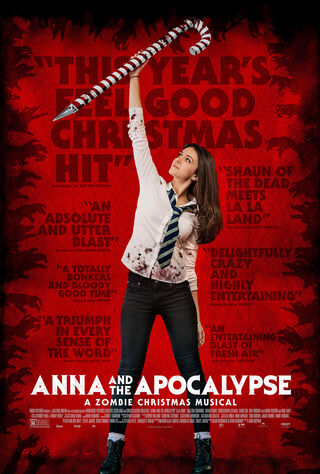 Anna And The Apocalypse (2018) Main Poster