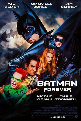 Batman Forever (1995) Main Poster