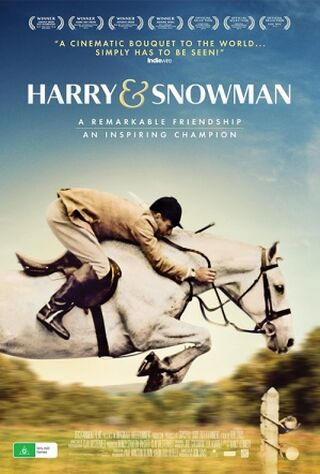 Harry & Snowman (2016) Main Poster
