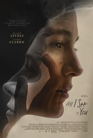 All I See Is You (2017) Main Poster
