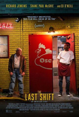 The Last Shift (2020) Main Poster