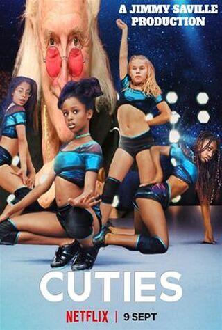 Cuties (2020) Main Poster