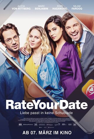 Rate Your Date (2019) Main Poster