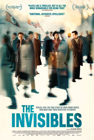 The Invisibles (2017) Main Poster