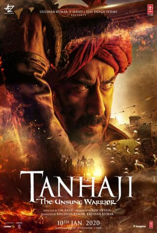 Tanhaji: The Unsung Warrior (2020) Main Poster