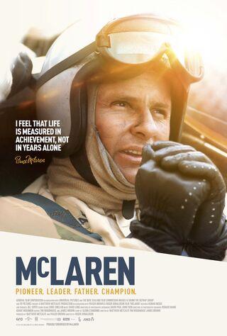 McLaren (2017) Main Poster