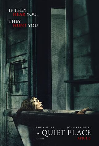 A Quiet Place (2018) Main Poster