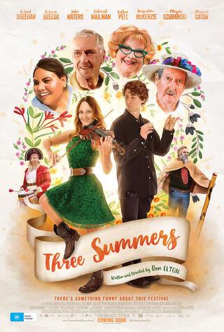 Three Summers (2017) Main Poster