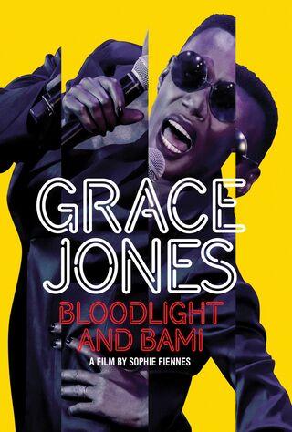 Grace Jones: Bloodlight And Bami (2018) Main Poster
