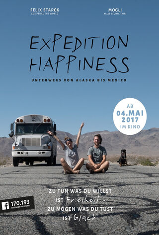 Expedition Happiness (2017) Main Poster