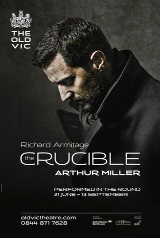 The Crucible (2014) Main Poster