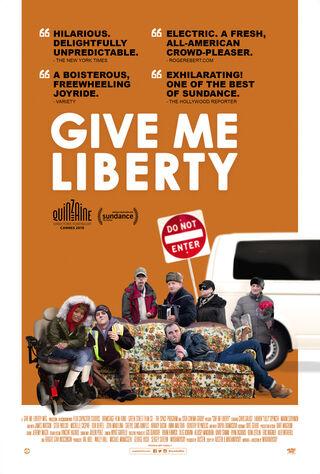 Give Me Liberty (2019) Main Poster