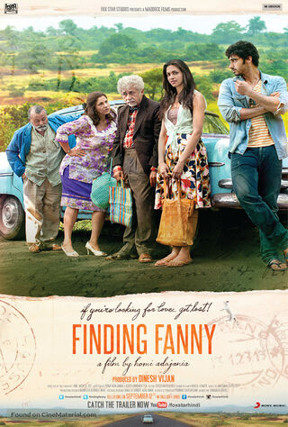 Fanny (2014) Main Poster