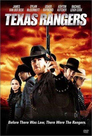 Texas Rangers (2001) Main Poster