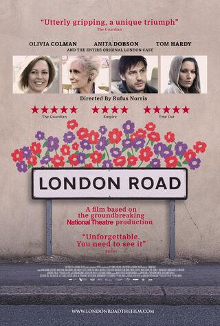 London Road (2015) Main Poster