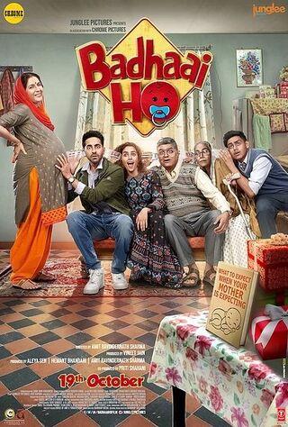 Badhaai Ho (2018) Main Poster