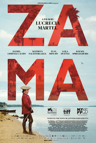 Zama (2017) Main Poster