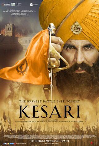 Kesari (2019) Main Poster