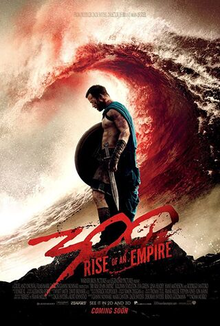 300: Rise of an Empire (2014) Main Poster