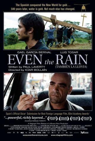 Even The Rain (2011) Main Poster