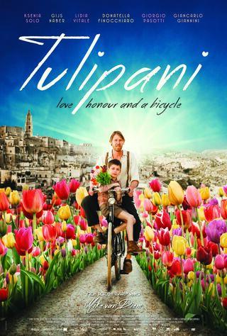 Tulipani: Liefde, Eer En Een Fiets (2017) Main Poster