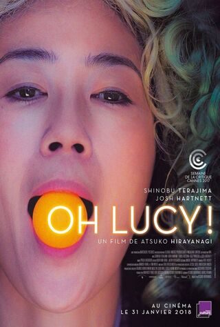 Oh Lucy! (2018) Main Poster