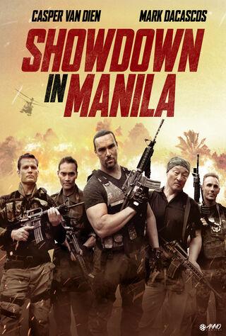 Showdown In Manila (2018) Main Poster