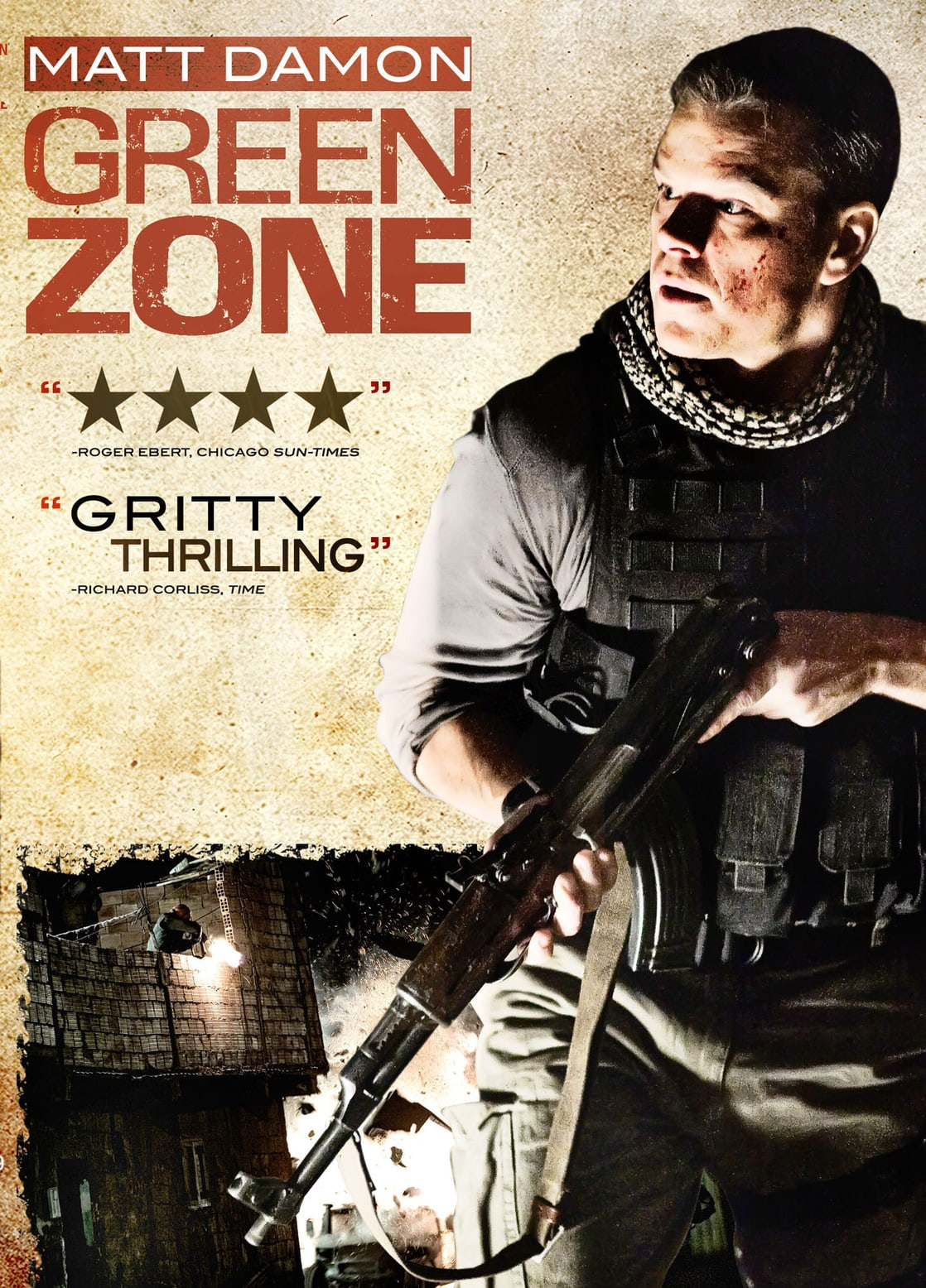 Green Zone (2010) Poster #2