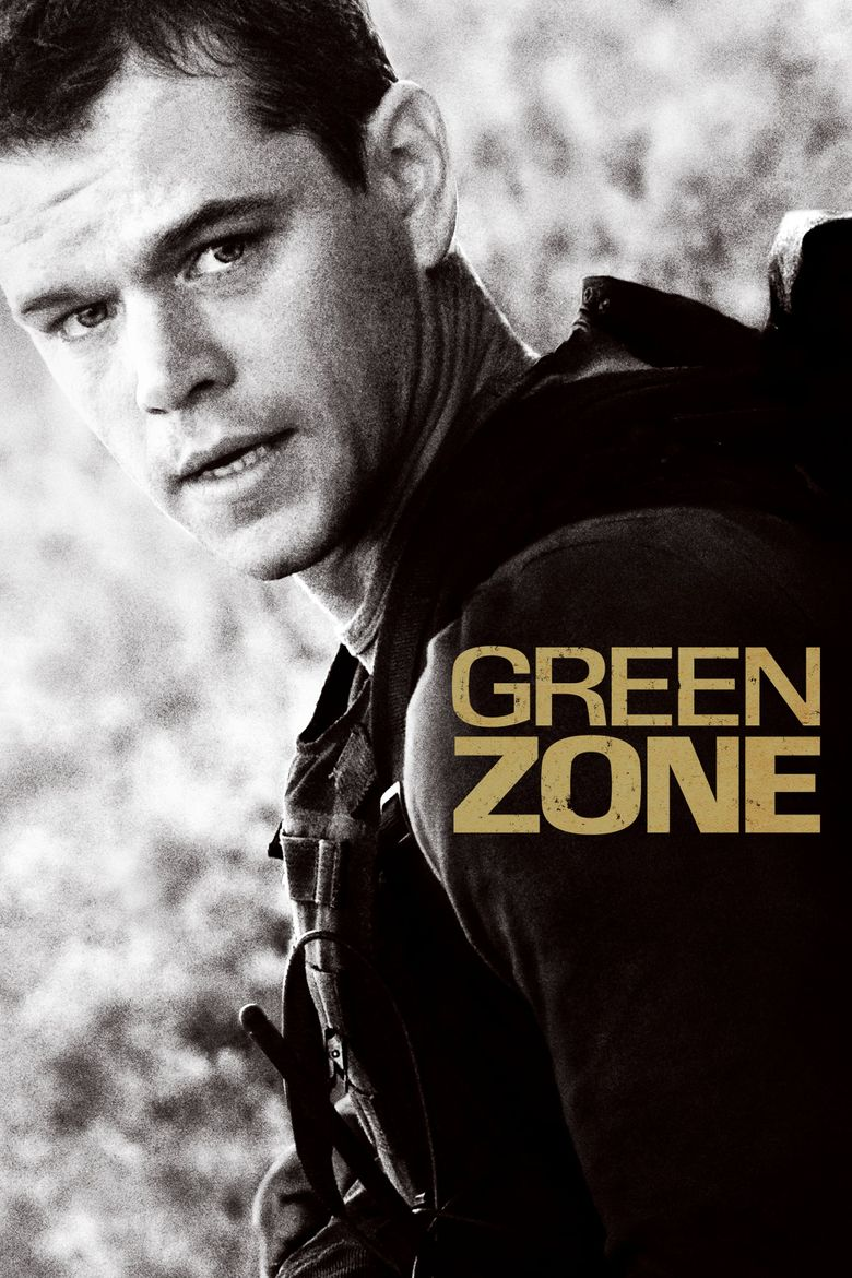 Green Zone (2010) Poster #3