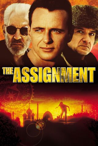 The Assignment (2017) Main Poster