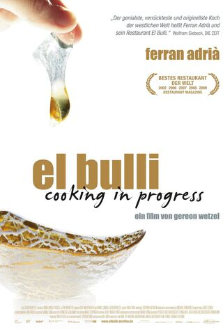 El Bulli: Cooking In Progress (2011) Main Poster