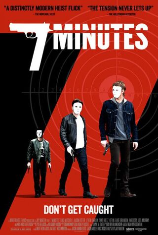 7 Minutes (2016) Main Poster